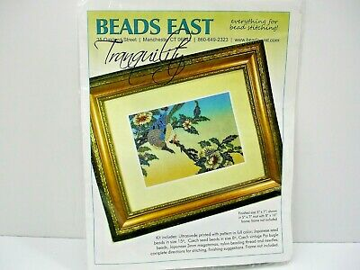 Beads East, Designer Bead Kit, Tranquility, New, Bead Point, 5 X 7 Inches