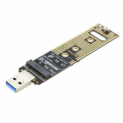 Xiwai Nvme M-key NGFF SSD PCBA to USB 3.0 Conveter Adapter Card Flash Disk Type
