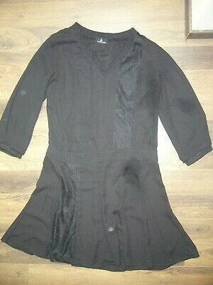 Robe One Step Noire Taille 36