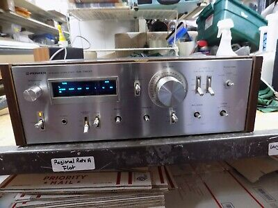 Pioneer SA-7800 amplifier for parts