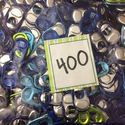 400 Monster Energy Drink Can Tabs Unlock The Vault Promotion 2019