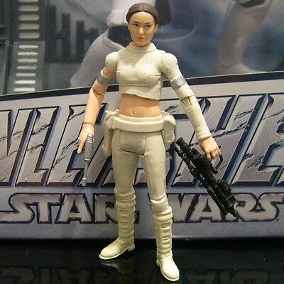 "STAR WARS the black series PADME ADMIDALA 3.75"" Geonosis Arena AOTC  #01"