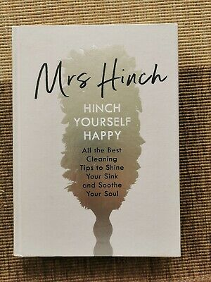 Hinch Yourself Happy: All The Best Cleaning Tips by Mrs Hinch