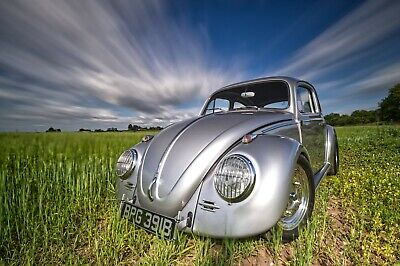 1964 CAL LOOK VW Beetle  Volkswagen  2276cc, 220 BHP  Volksworld Featured