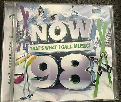 Various Artists : Now That's What I Call Music! 98 CD (2017)