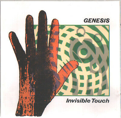 GENESIS - Invisible Touch > CD > sehr gut - no remastered