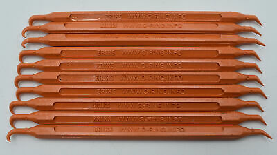 Lot of 10x Eriks RX O-ring Picker Removal tool P/N 12088426