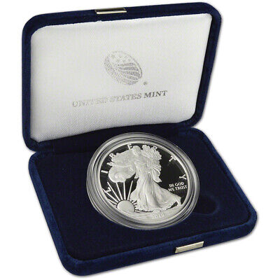 2019-W American Silver Eagle Proof (19EA)