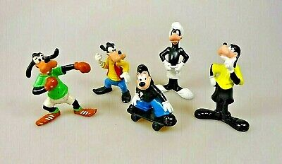 5 Figuren Goofy Sammelfiguren Disney Bully Namkung