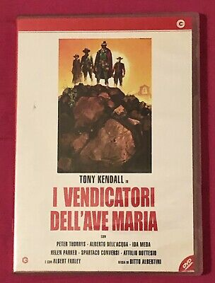 I VENDICATORI DELL'AVE MARIA (Bitto Albertini 1970) DVD Reg. 2