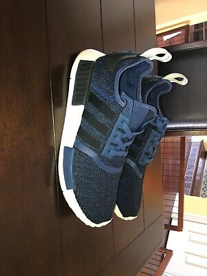 adidas NMD R1 Nomad By2775 Mystery Blue Size 10.5 for sale