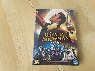 The Greatest Showman     . Region 2   New Sealed  .