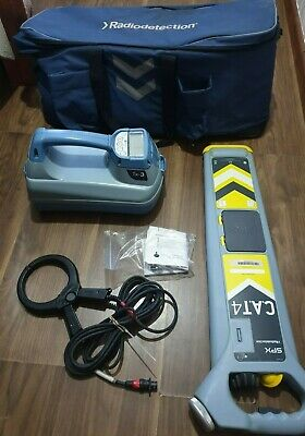 CAT4 Cable Avoidance Tool with TX3 Multifunction Genny Professional Locator Set