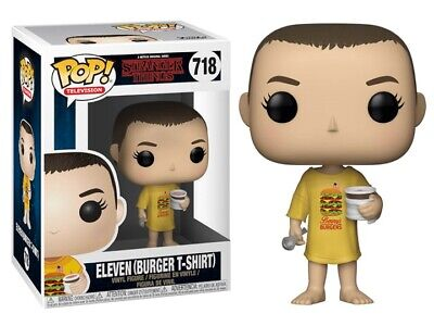 Funko - POP Television: Stranger Things - Eleven in Burger Brand New In Box