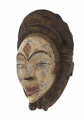 Punu Maiden Spirit Mask Mukudji Gabon African Art SALE WAS $350.00