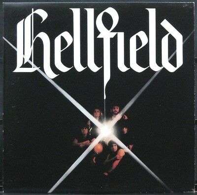 HELLFIELD Never played NM 1978 1st edition white label Promo LP
