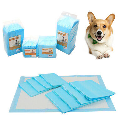Dog Puppy Extra Large Training Pads Wee Wee Floor Toilet Mats Diaper 90x60cm New