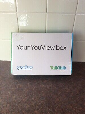 New Talk Talk Huawei Youview Box Model DN360T Freeview HD Brand New As Pictured