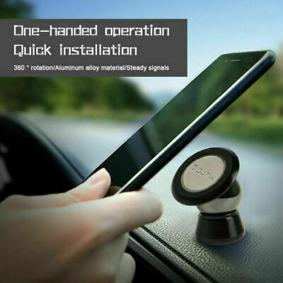 Universal Adjustable Phone Mount In Car Suction Holder Dashboard Windscreen GPS