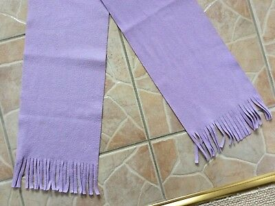 Very Pretty Women's Girls Lilac Tassel Scarve Scalf One Size By Next.