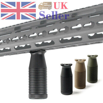 Airsoft Scope Angled Tactical Military Hand Guard Foregrip Fore Grip Accessories