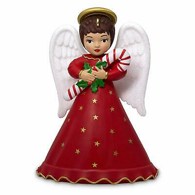 Hallmark Keepsake Christmas Ornament 2018 Year Dated, Angel Heirloom