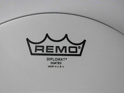 """REMO  """"Diplomat Coated""""  Tomfelle  16"""" + 18"""""""