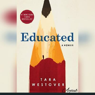 EDUCATED : A memoir by tara westover   ⚡⚡ fast delivery ⚡⚡