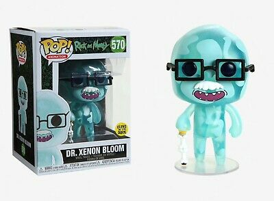 Funko Pop Animation: Rick and Morty - Dr. Xenon Bloom Vinyl Figure Item #40252