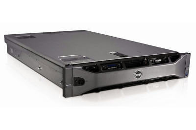 DELL PowerEdge R710 Server 2xSix-Core Xeon 2.66GHz + 72GB RAM + 8x1TB 7.2K SATA