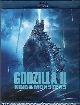 Godzilla 2. King of monsters (2019) Blu Ray