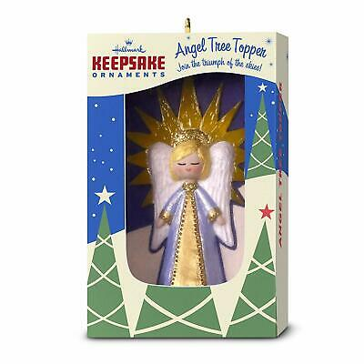 Hallmark Keepsake Christmas Ornament 2018 Year Dated, Nifty Fifties Angel
