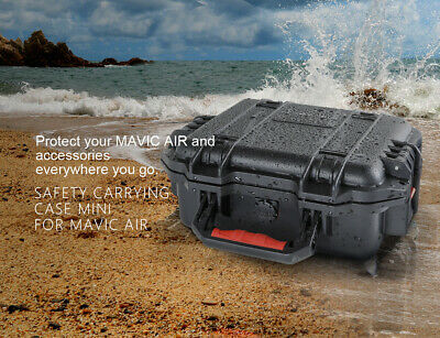 PGYTECH Waterproof AND High quality Safety Carrying Case Mini for DJI MAVIC AIR