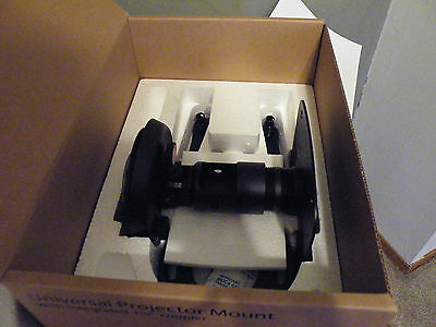 "Premier Mounts UNIVERSAL PROJECTOR MOUNT w/Integrated 1.5"" Coupler/PBC-UMS/New"