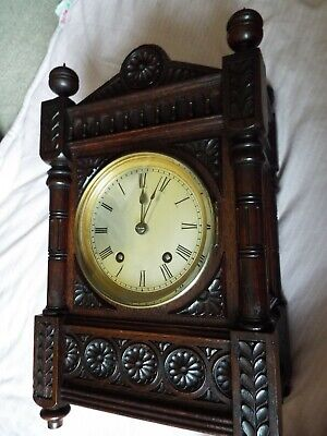 Lenzkirch Bracket Mantle Clock