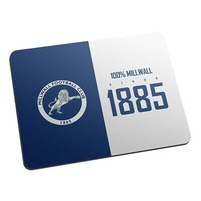 Millwall F.C - Personalised Mouse Mat (100%)