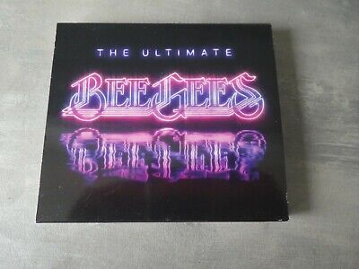 Bee Gees – The Ultimate Bee Gees double cd album