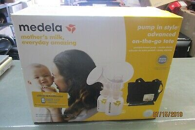 Medela Pump In Style Advance On The Go Tote Portable Breat Pump 57063