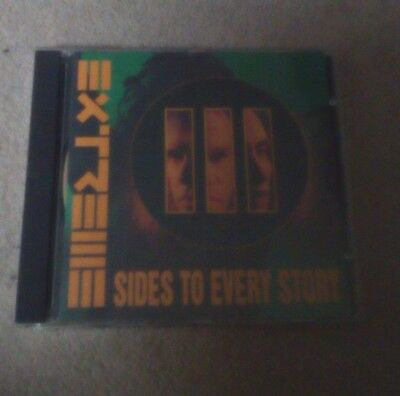 Extreme III Sides To Every Story CD