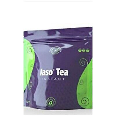 Iaso Tea INSTANT- 20 single serve packets (NEW PACKAGING) TLC Diet Weight Loss