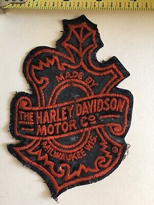IT/'S A CHOPPER BABY EMBROIDERED PATCH CHOPPER CHOP HARLEY