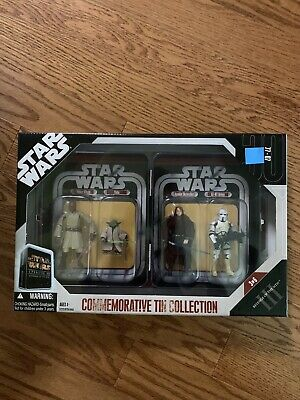 Star Wars Commemorative Tin Collection Episode III Revenge Of The Sith (3of6)