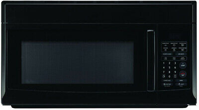 OVER THE RANGE Microwave in White 1 6 cu  ft  Front Vent