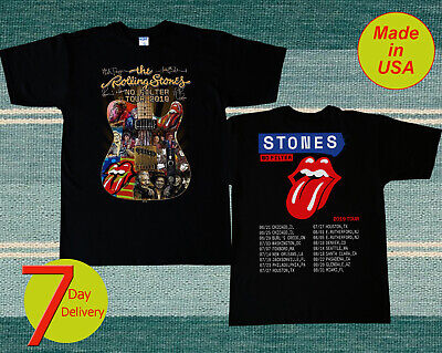 The Rolling Stones No FIlter US Tour 2019 Tshirt S - 3XL