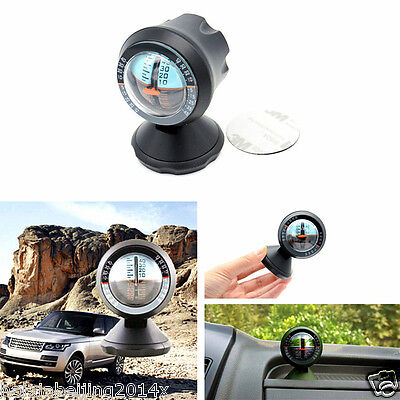 Car Outdoor Travel  Slope Indicator Angle Finder Inclinometer Gauge Protractor