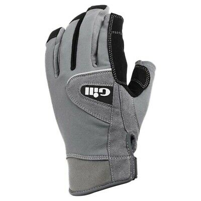 Gill Deckhand Gloves Long Finger Gris T57993/ Guantes  Gris , Guantes Gill