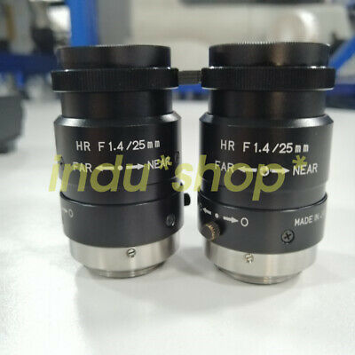 Applicable for KEYENCE HR CA-LH25 F1.4/25MM HD Industrial Lens
