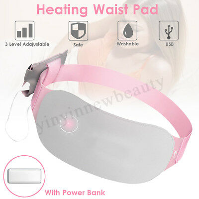 Heating Pad Therapy For Menstrual Cramp Pain Relief Therapy Girlfriend Bir Gifts