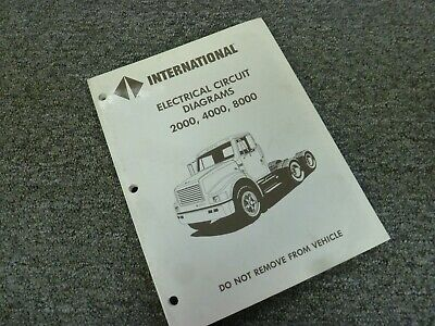 International Wiring Diagram For on