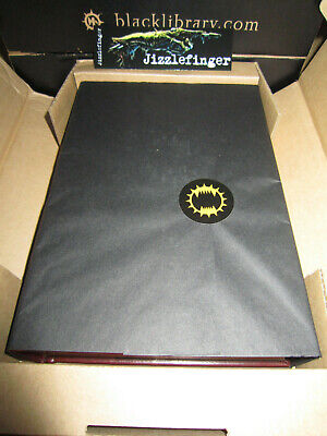 Guy Haley SIEGE OF TERRA: THE LOST AND THE DAMNED Limited Edition Warhammer 40K